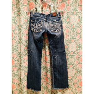 BKE Stella low rise Buckle store distressed jeans
